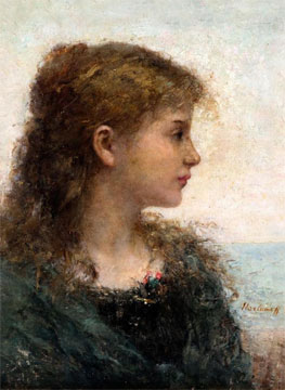Alexei Harlamov Paintings