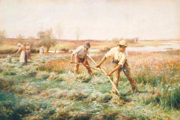 Alfred Glendening Paintings