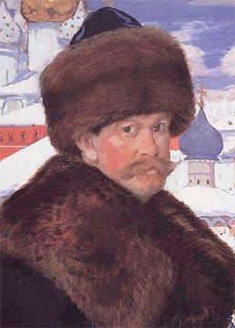 Boris Mikhailovich Kustodiev Paintings