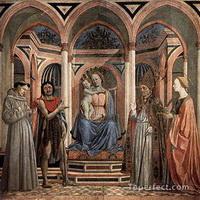 Domenico Veneziano Paintings