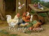 Edgar Hunt Paintings