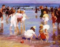 Edward Henry Potthast Paintings