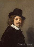 Frans Hals Paintings