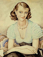 Gerda Wegener Paintings