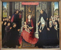 Hans Memling Paintings