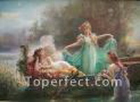 Hans Zatzka Paintings