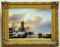 Jan Jacob Coenraad Spohler Paintings
