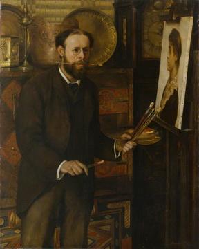 John Collier Paintings