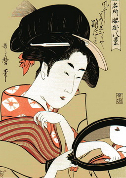 Kitagawa Utamaro Paintings