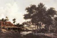 Meindert Hobbema Paintings
