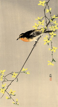 Ohara Koson Paintings