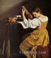 Orazio Gentileschi Paintings
