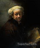 Rembrandt van Rijn Paintings
