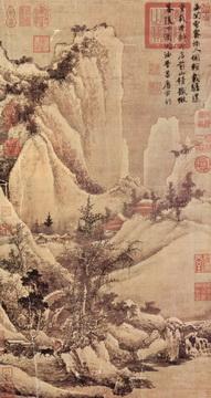 Tang Yin Bohu Paintings
