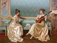 Vittorio Reggianini Paintings