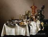 Willem Claeszoon Heda Paintings