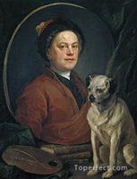 William Hogarth Paintings