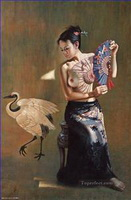 Chinese Nude Paintings