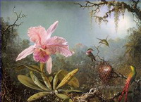 Classic Flower Paintings