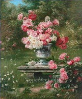 Classical Flowers Paintings