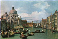 Classical Venice Paintings