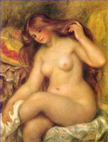 Impressionist Nude Paintings