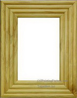 Pure Wood Frame Paintings