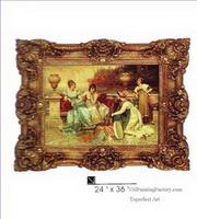 Resin Frame Paintings