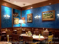 Restaurant Decor Art