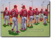 Sport Paintings