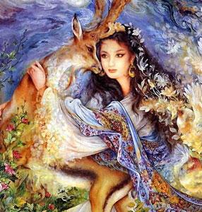 Fairy Tales Paintings