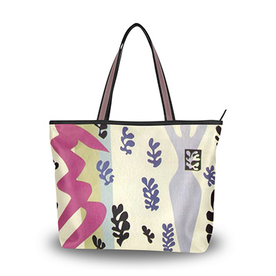 Customized Tote Bag in Art Paintings
