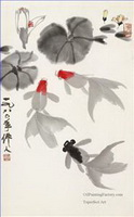 Traditional Chinese Art Paintings