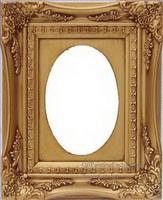 Wood Corner Frame Paintings