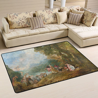 Personalized Household in Art Paintings