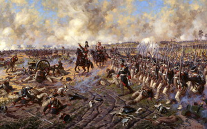 Military Wars Paintings