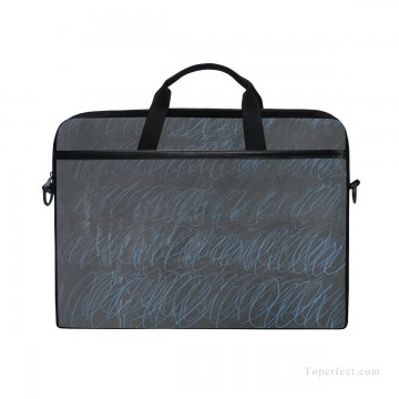 Frame Painting - Personalized Laptop Bag Briefcase in Classic Artworks modern painting NEW YORK City USD18 1