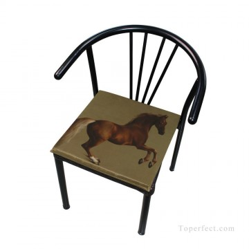 Frame Painting - Personalized Chair Pads Seat Cushion for Home Office Dinning Indoor Outdoor British horse USD13 6 3