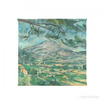 Frame Painting - Personalized Chair Pads Seat Cushion for Home Office Dinning Indoor Outdoor Cezanne Landscape USD13 8 1