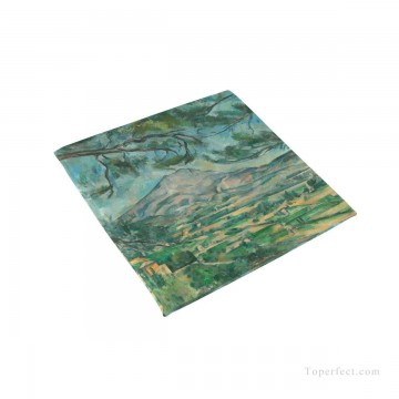 Cushion Works - Personalized Chair Pads Seat Cushion for Home Office Dinning Indoor Outdoor Cezanne Landscape USD13 8 2