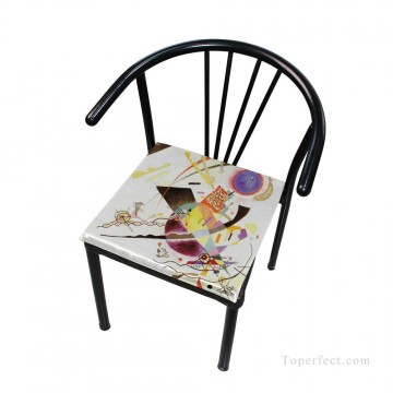 Frame Painting - Personalized Chair Pads Seat Cushion for Home Office Dinning Indoor Outdoor Expressionism USD13 5 4