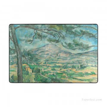 impressionism landscape Painting - Personalized Floor Mat Non slip Doormat Anti Slip Office Entrance Pad Post Impressionism Landscape USD12 USD52 10 1