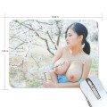 Personalized Mousepad Mouse Mat Non Slip Rubber Base for Laptop Computer PC Nude Girl Photo or Print Yours USD6 1