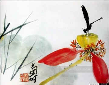 Chinese Painting - Pan tianshou 2 traditional Chinese