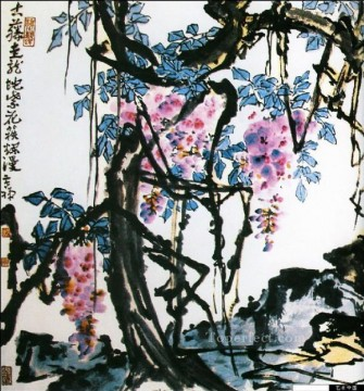 Chinese Painting - Li kuchan 1 traditional Chinese