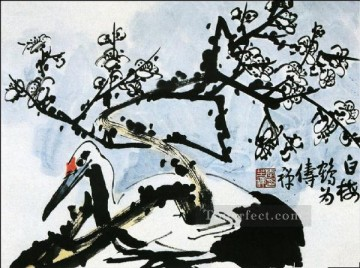 Li kuchan 2 traditional Chinese Oil Paintings
