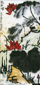 Chinese Painting - Li kuchan 6 traditional Chinese
