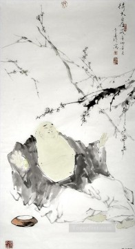 Li Chunqi 4 traditional Chinese Oil Paintings