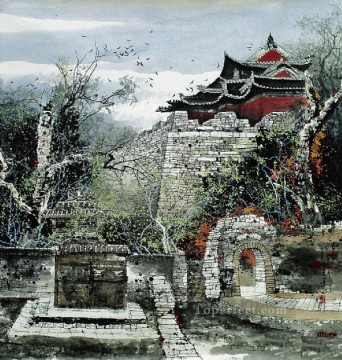 Li Xiaotian 1 traditional Chinese Oil Paintings
