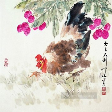 Xiao Lang 10 traditional China Oil Paintings